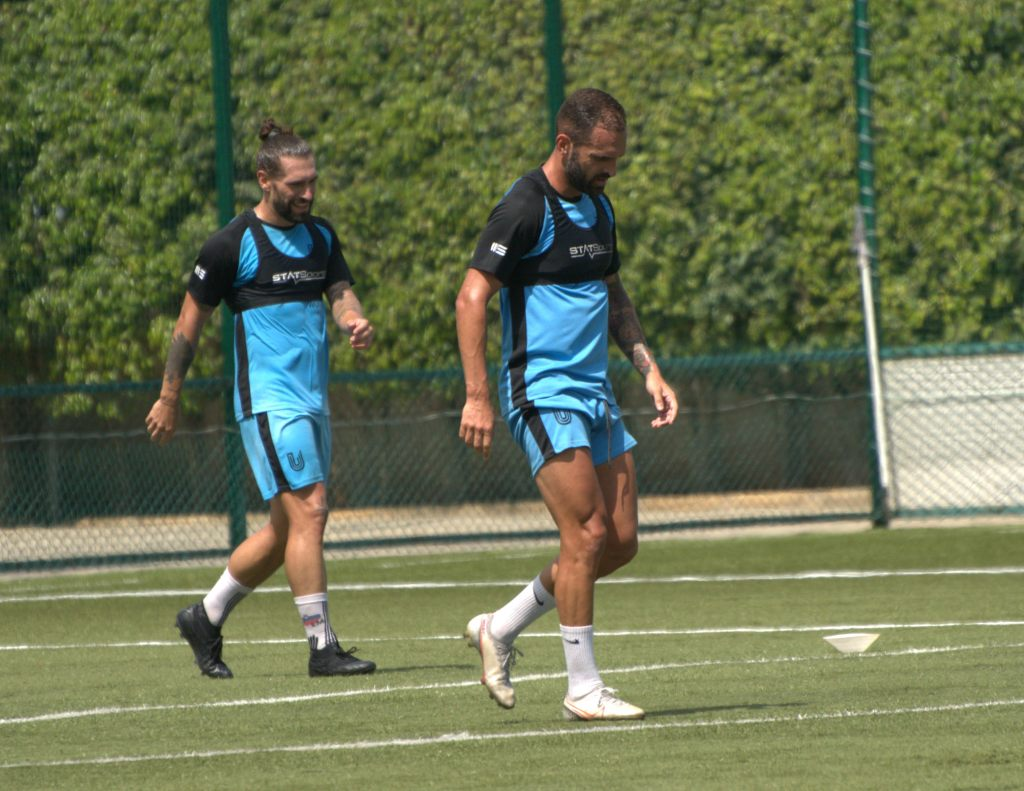 FC Bengaluru United sign foreign strikers Luka Majcen and Pedro Manzi for 2021-22 season