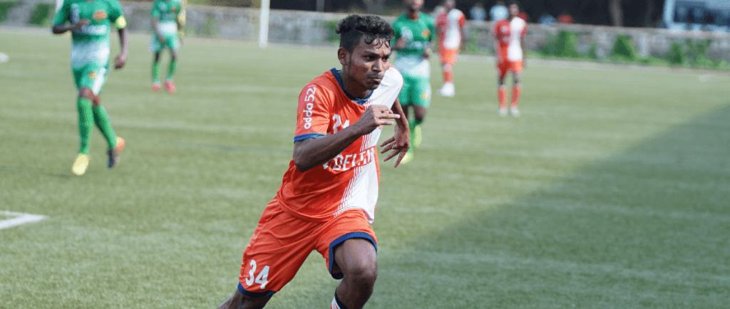 FC Goa defender Sarineo Fernandes joins SC East Bengal
