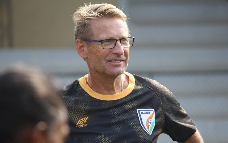 Thomas Dennerby to take over as Head Coach of Indian Women's Football Team