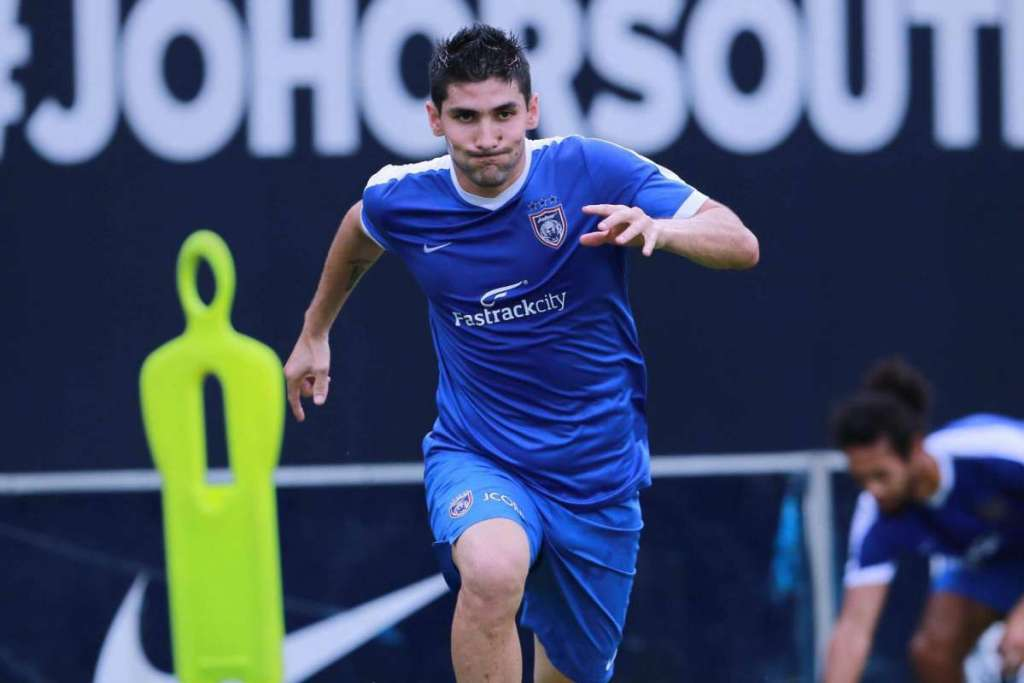 Argentinian forward Jorge Pereyra Díaz signs with Kerala Blasters