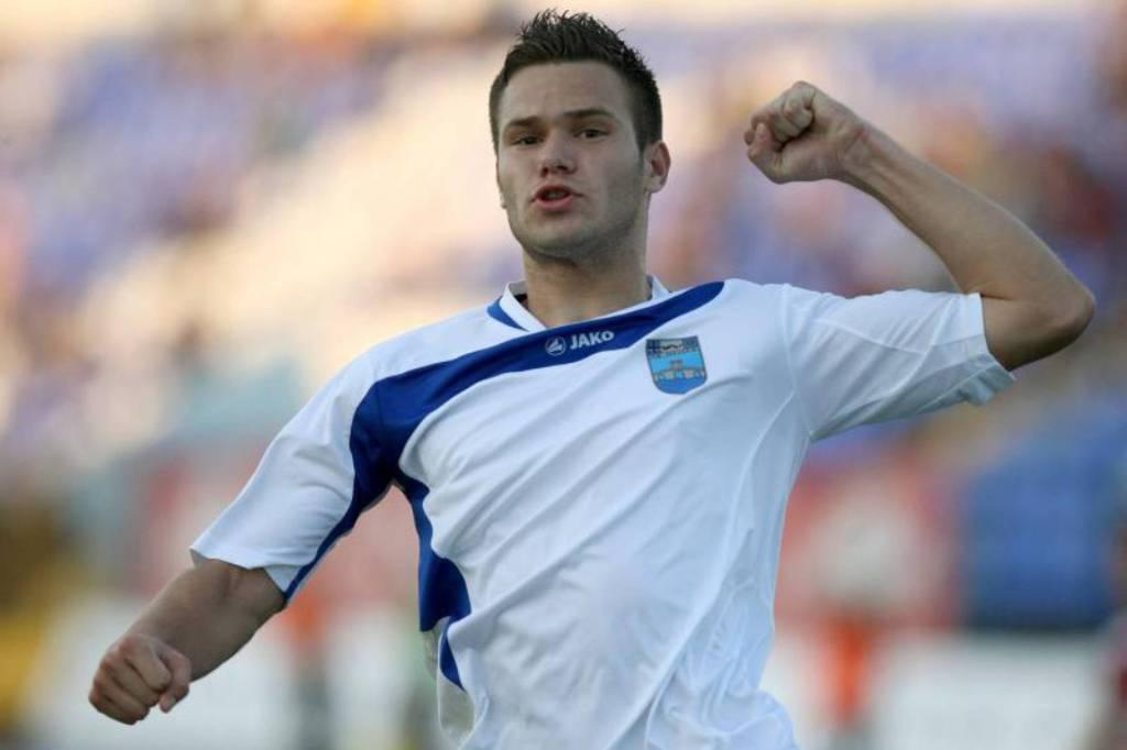Croatian forward Antonio Perošević signs with SC East Bengal