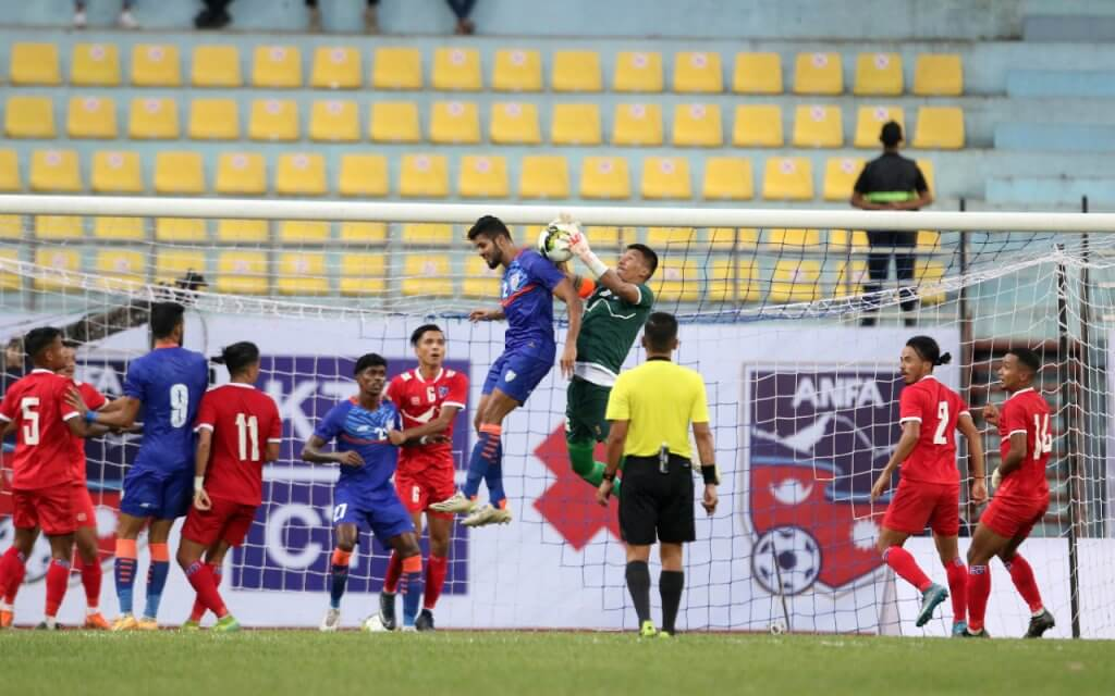 International Friendly, September 2, 2021: Nepal vs India ends in a draw