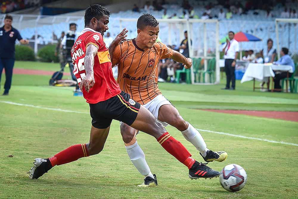 Mumbai City FC sign fullback Naocha Singh on a three-year contract