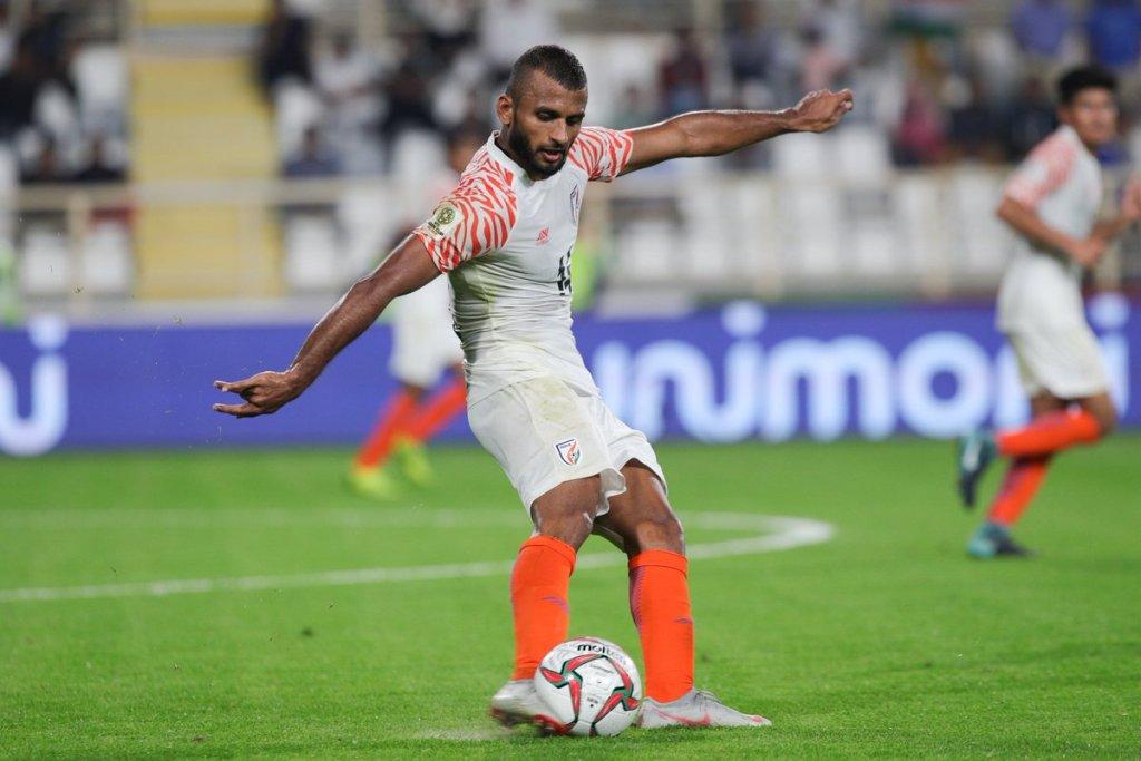 Defensive midfielder Pronay Halder signs for Jamshedpur FC