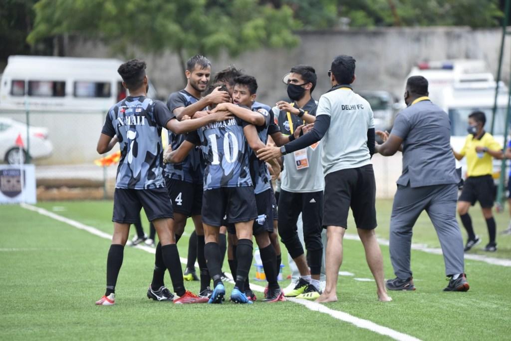 I-League Qualifiers 2021 Delhi FC vs ARA FC