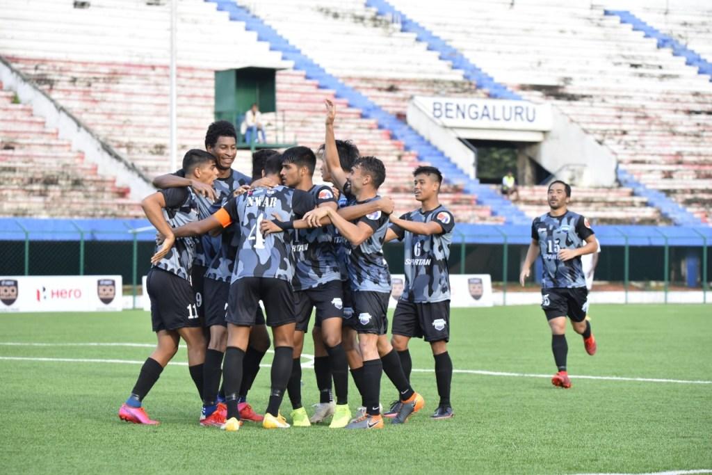 I-League Qualifiers 2021 Delhi FC vs Kerala United FC