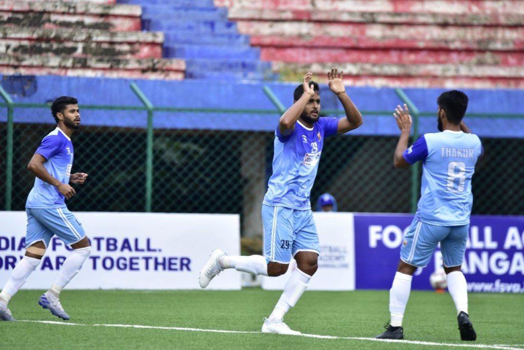 I-League Qualifiers 2021 FC Bengaluru United vs Madan Maharaj FC