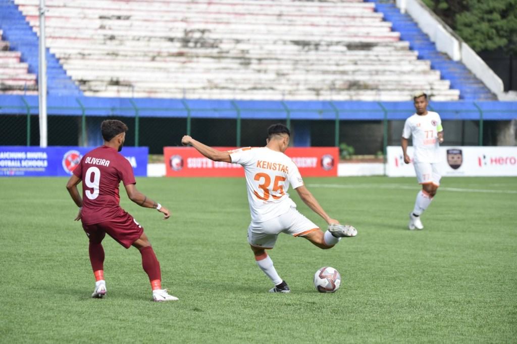 I-League Qualifiers 2021 Ryntih SC vs FC Bengaluru United
