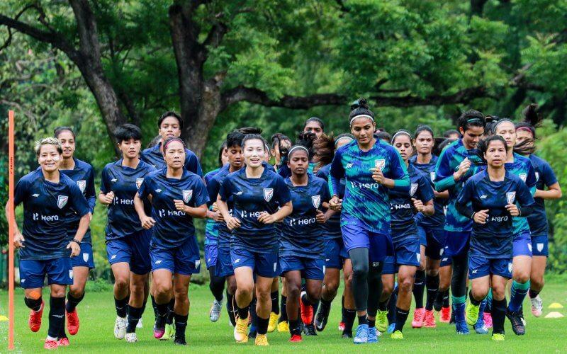 Indian Women's Team prepares for two friendlies in Sweden