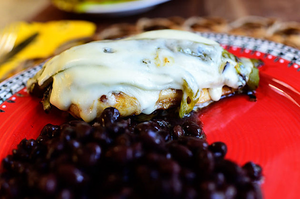 green chile chicken recipe