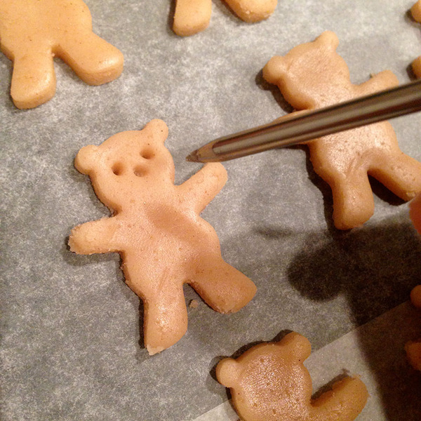 bear cookie recipe