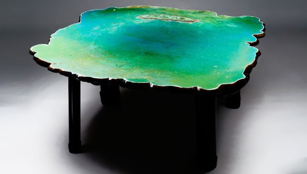 amazing table designs - lake