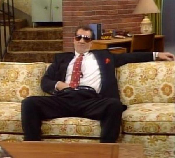 Hail To The King  Al Bundy
