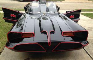 awesome batmobile