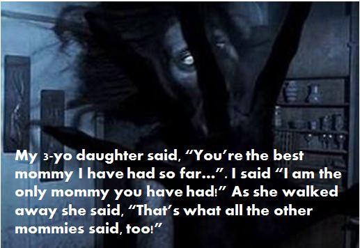 terrifying things kids told