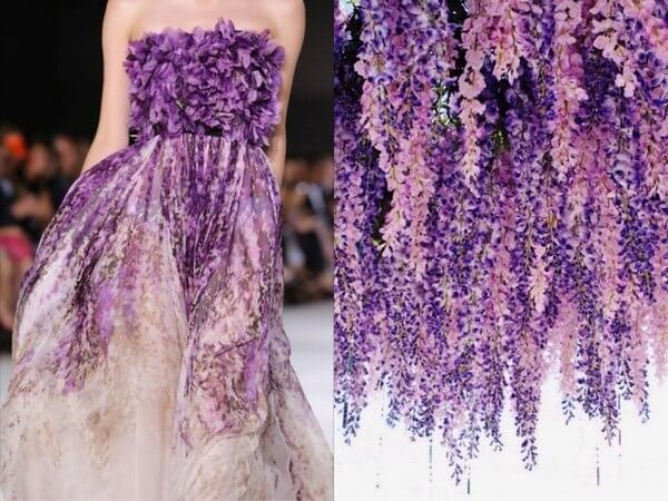 18 Stunning Nature Inspired Dresses That Just Scream