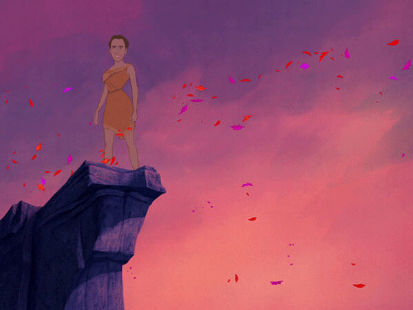 Nicholas Cage As Your Favorite Disney Princesses