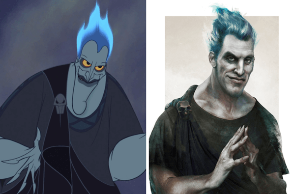 Disney Villains Would Look Like In Real Life 2