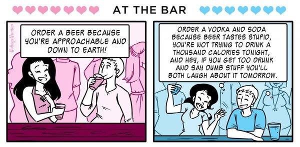 first date vs twenty