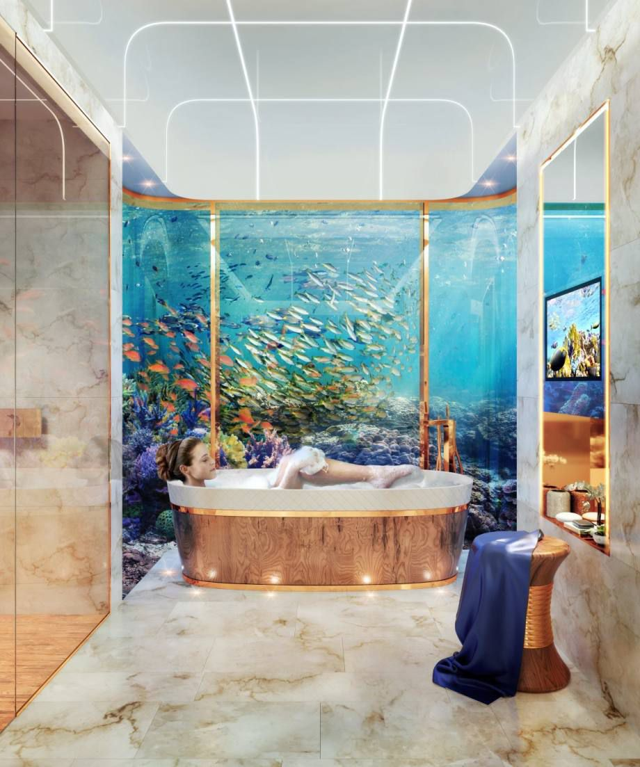 Dubai Just Built These Luxuris Underwater Homes You Cant
