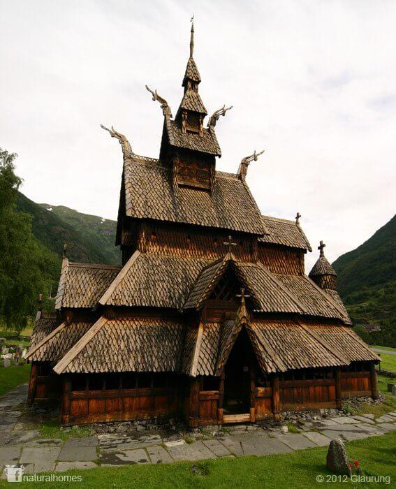 Wooden Church Norway