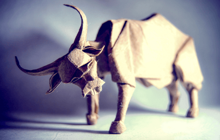 Incredible Origami Animals Made By Spanish Artist Gonzalo