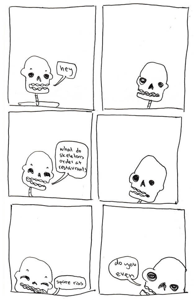 Body Sans Undertale Full Skeleton