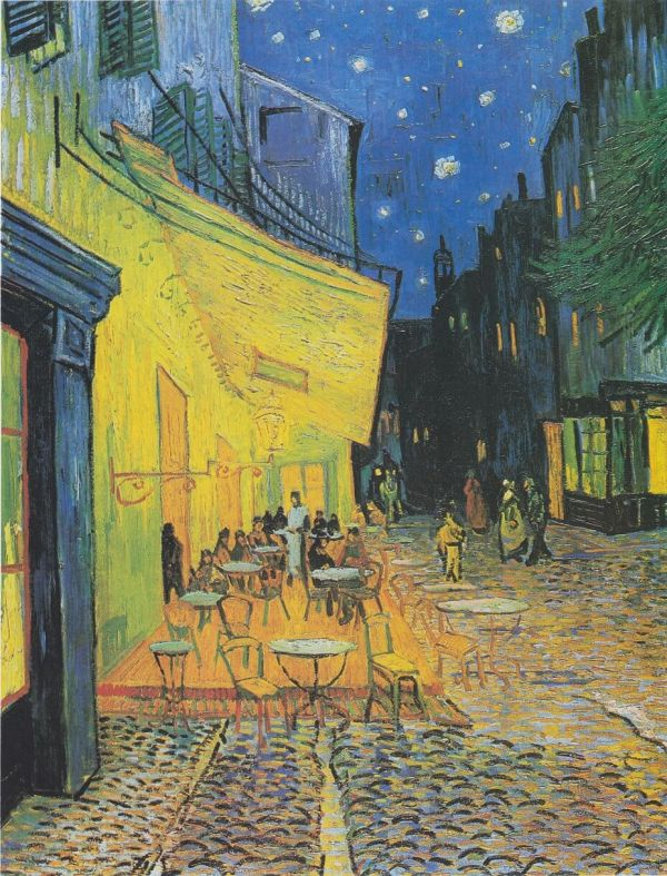 Vincent Van Gogh Cafe Terrace
