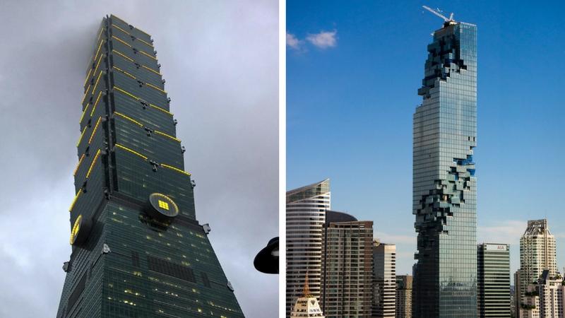 29 Evil Buildings That Could Easily Pass As Super Villain