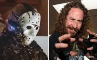How Horror Movie Stars Look In Real Life