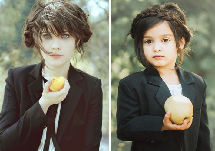 3-Year-Old Dresses Up As Famous Strong Women 13