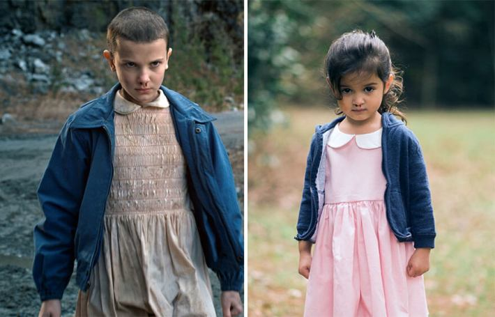 3-Year-Old Dresses Up As Famous Strong Women 18