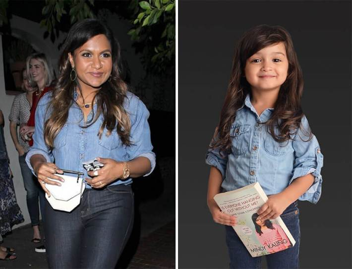 3-Year-Old Dresses Up As Famous Strong Women 20