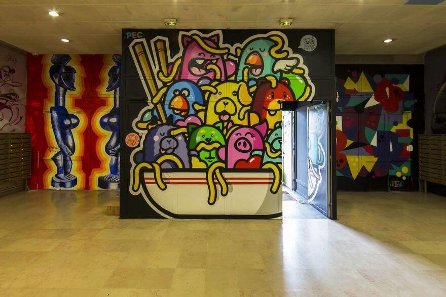 graffiti artists rehab2 paris 114