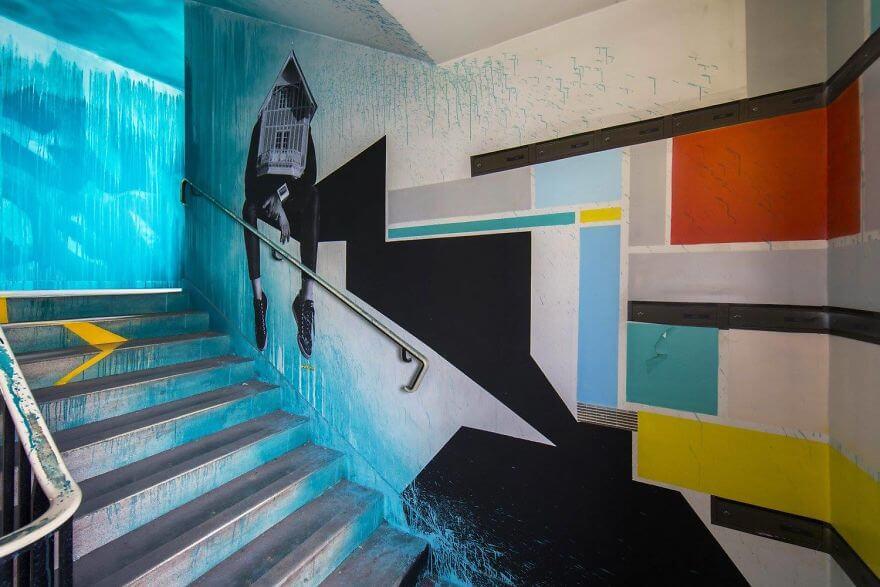 graffiti artists rehab2 paris 9
