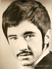 60s mens hairstyle