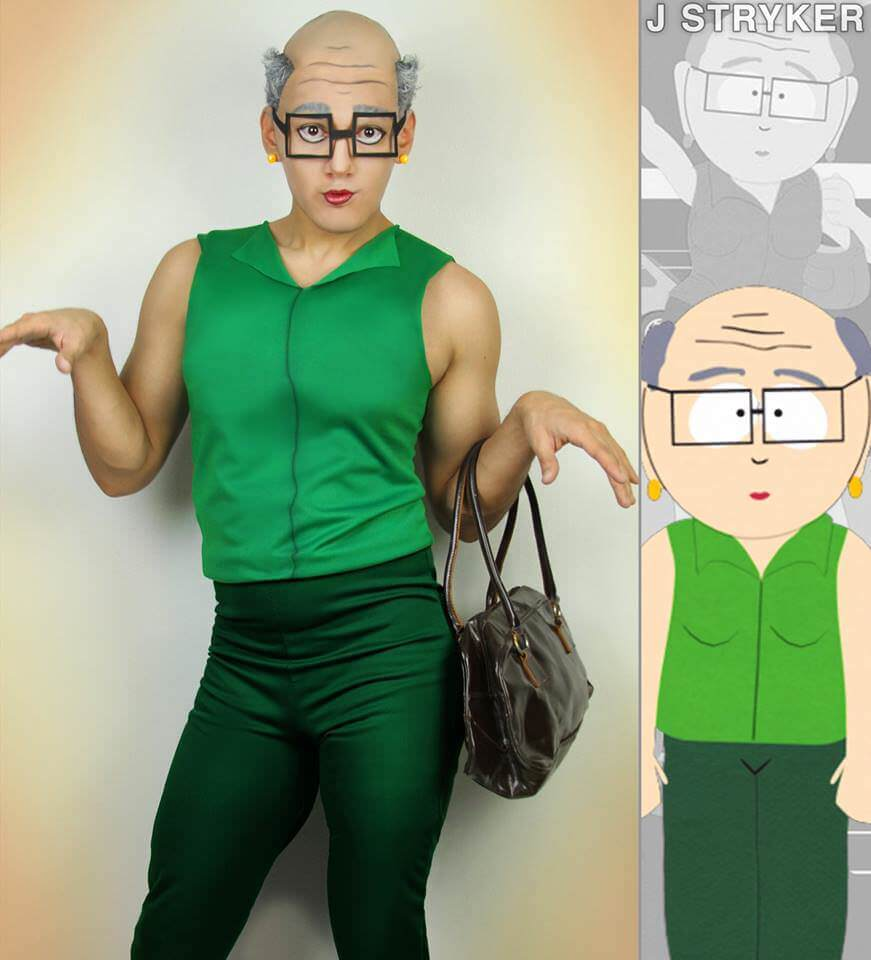 This Disney Character Cosplay Dude Is Like Nothing Youve