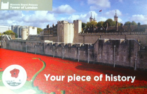 Ceramic Poppy Booklet
