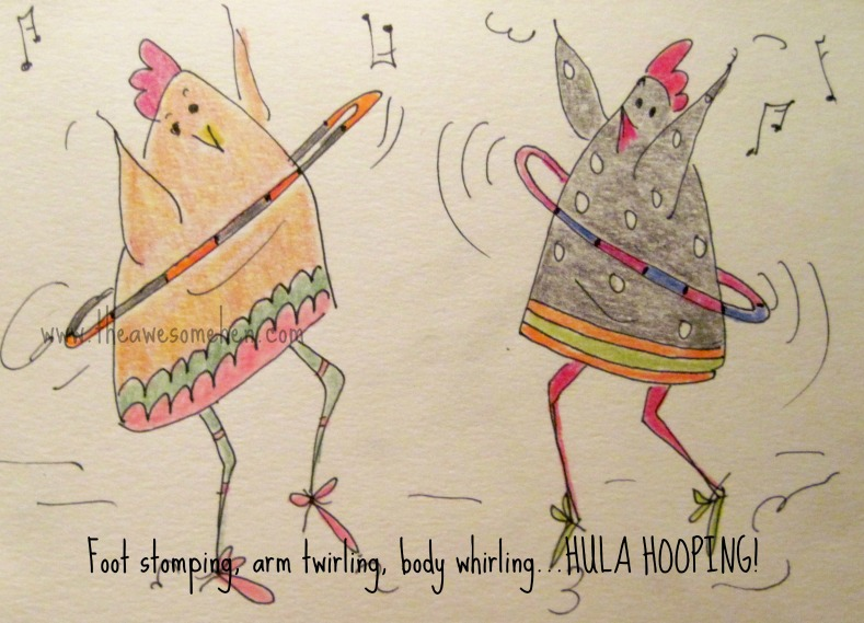 #ff Hula Hooping