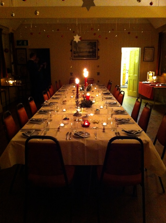 New Year's Eve Party - ready to start!