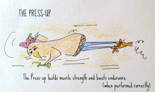 The Press-up