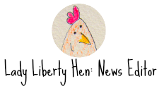 Large byline photo Lady Liberty Hen, News Editor