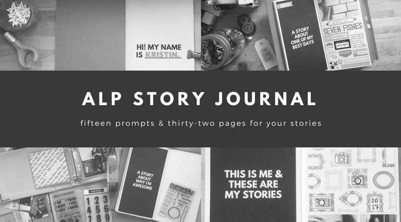 ALP Story Journal