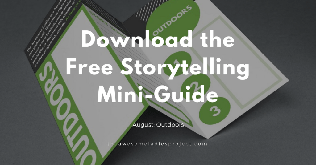 Download the free storytelling mini-guide