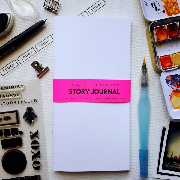 Awesome Ladies Project Story Journal
