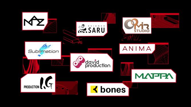 Netflix Anime Partners