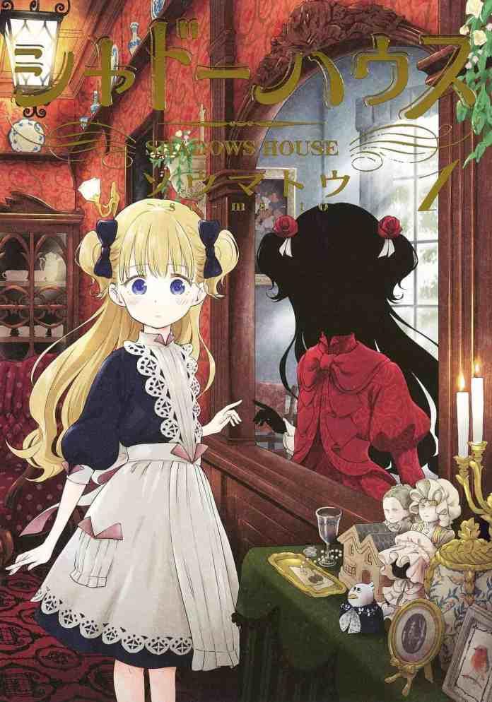 Shadows House manga poster
