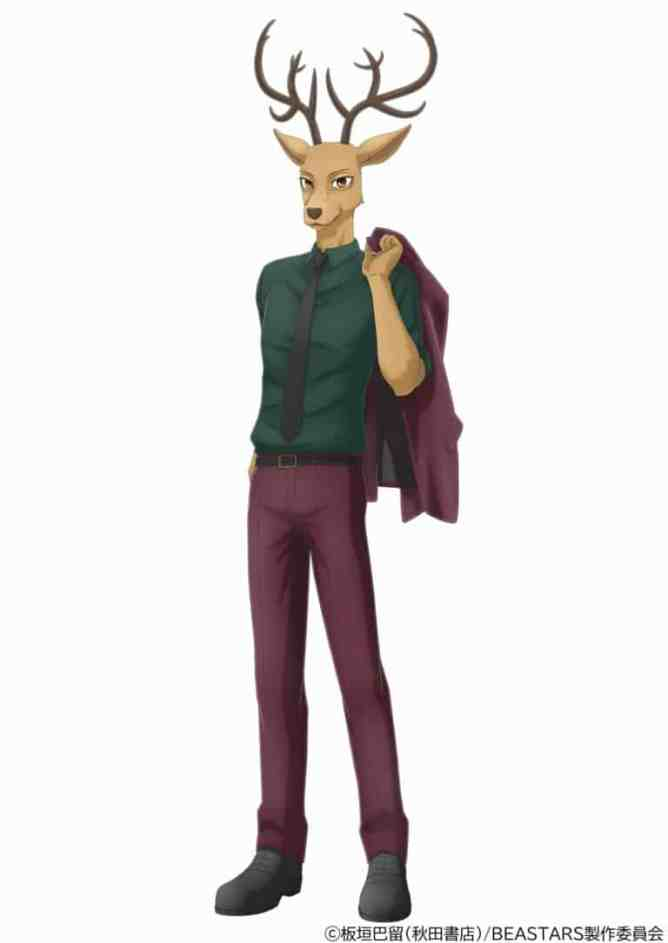 BEASTARS Season 2 New Character Visuals