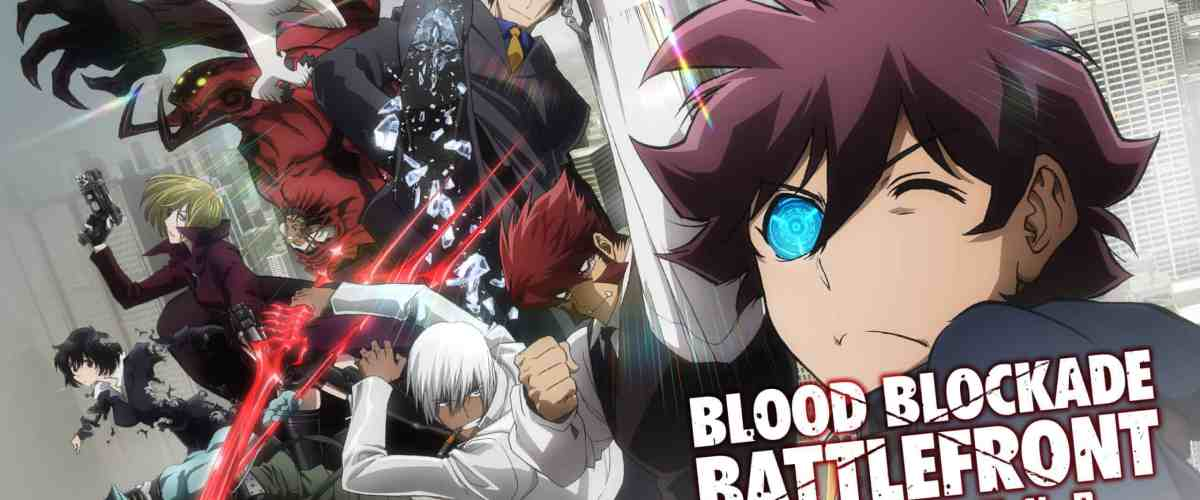 Blood Blockade Battlefront Season 3