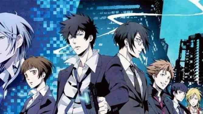 Dark Anime Series